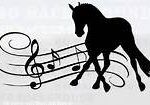 dressage to music image